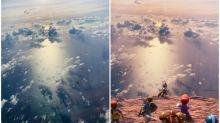 【有片】飛機窗外超靚雲海 日本網民:「靚到似遊戲畫面」