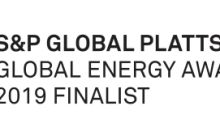 Fluor Corporation Project Named Finalist for Construction Project of the Year by S&P Global Platts