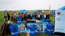 4ocean's First Canadian Community Shoreline Cleanup Powered by Air Canada Collect More Than 3,200 Pieces of Ocean Polluting Items