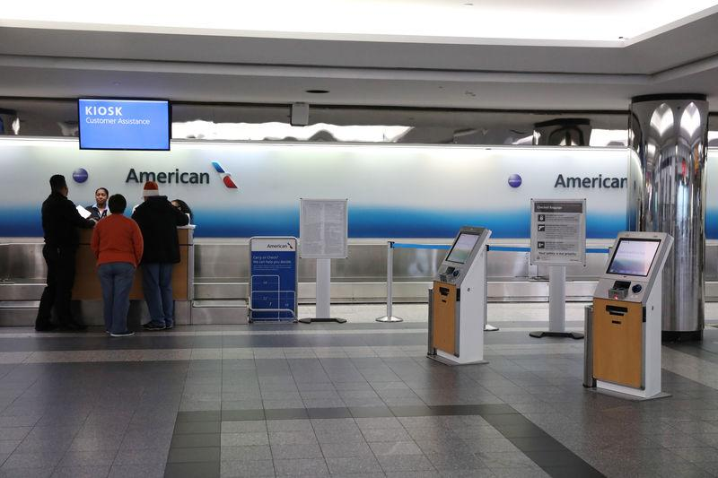 American Airlines says government shutdown holds up FAA approval of aircraft