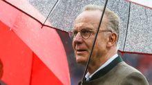 FC Bayern: Karl-Heinz Rummenigges Appell gegen Rassismus