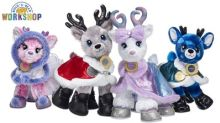 'Twas The Fun Before Christmas: Build-A-Bear Workshop Introduces Gifts For Everyone On Your List, A Thanksgiving Turkey, New Merry Mission Reindeer And More