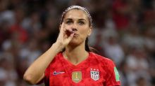 Alex Morgan set to sign for Tottenham in remarkable coup for WSL