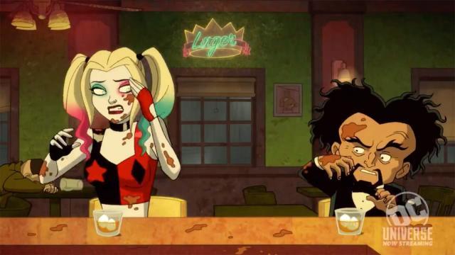 'Harley Quinn' season 2 gets a quick April 3rd debut