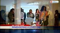 Loved ones remember teenager and his father who were gunned down