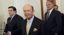 Trump commerce chief confirmed despite questions on Russian ties