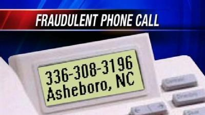 Sheriff's Office Warns Of Phone Scam