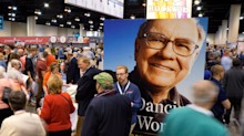 Warren Buffett has some advice for anyone flying to Omaha for Berkshire Hathaway's annual meeting