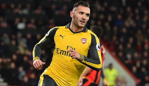 Ligue 1: Arsenals Lucas Perez auf PSG-Radar