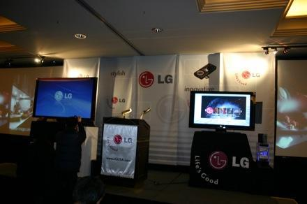 Live coverage of LG's press event