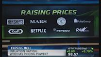 Inflation nation: Prices on the rise