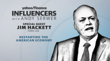 Ford CEO Jim Hackett joins Influencers with Andy Serwer