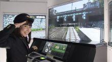 【有片】今日有得玩 日本街機《電車でGO!》新作四畫面超真實