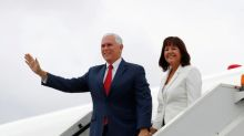 U.S. Vice President Pence, next in line behind Trump, tests negative for COVID-19