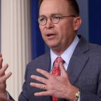 Mick Mulvaney: There's going to be political influence in foreign policy