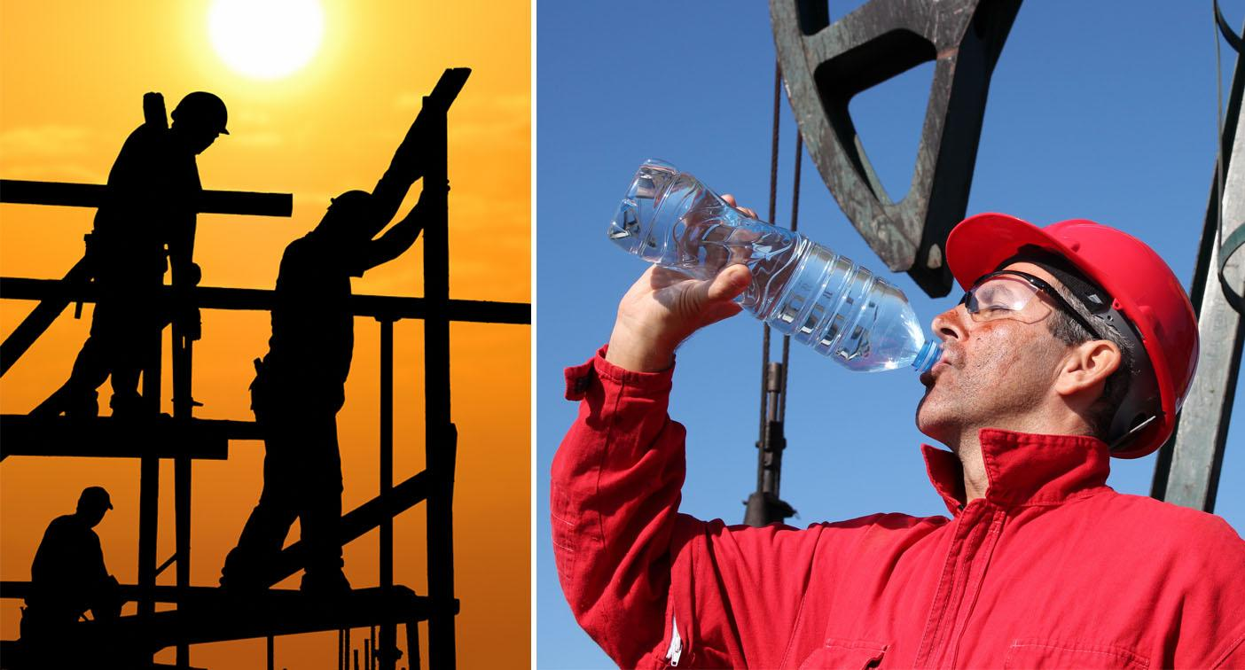 The new rule that can see tradies down tools in 28C heat