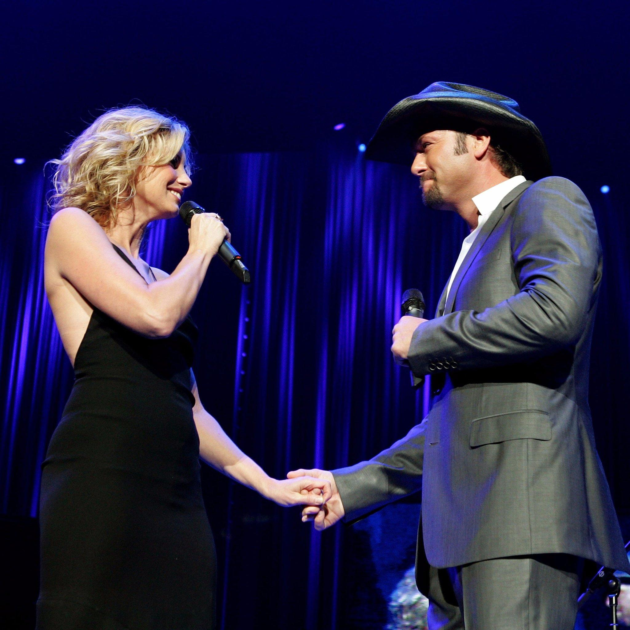 Tim Mcgraw And Faith Hill Wedding: How Did Tim McGraw And Faith Hill Meet? They Were Dating