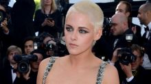 Kristen Stewart Embraces an Edgy Look With Nude Top & 4.7-Inch Heels at Cannes