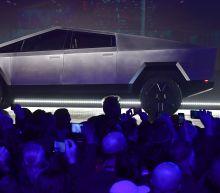 Tesla unveils Cybertruck at LA Auto Show