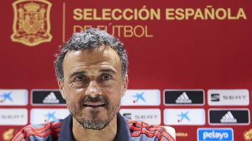 Luis Enrique says he is a huge fan of Gareth Southgate ahead of Spain vs England Nations League clash