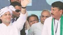 Congress to come up with better income scheme for farmers if voted to power: Rahul Gandhi in Valsad rally