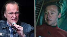 Simon Pegg promises Quentin Tarantino's Star Trek movie won't be 'Pulp Fiction in space'