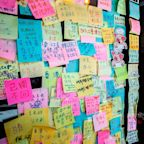 Blank protests and 'number songs': how Hong Kongers are trying to get around the new security law