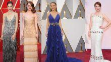 Oscar dell'eleganza: 2018-2014, 5 anni di best dressed!