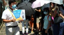 Hong Kong democracts hold primary despite security law warning