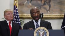 Trump slams Merck CEO for resigning from White House council after Charlottesville controversy