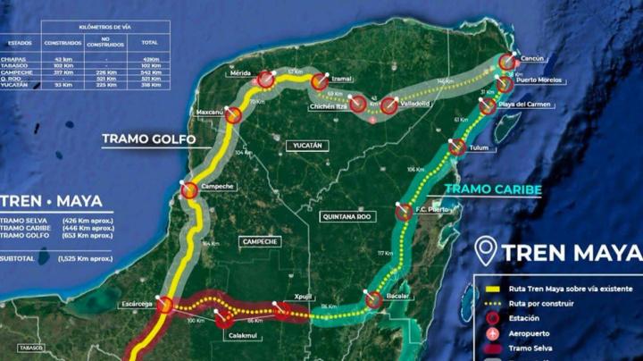 BlackRock presenta única propuesta por quinto tramo de Tren Maya