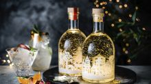 M&S brings back Christmas snow globe gin and now it comes in magical light-up bottles