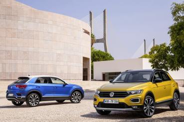 最型斜背跑旅!全新Volkswagen T-Roc預售價112.8萬元起展開接單