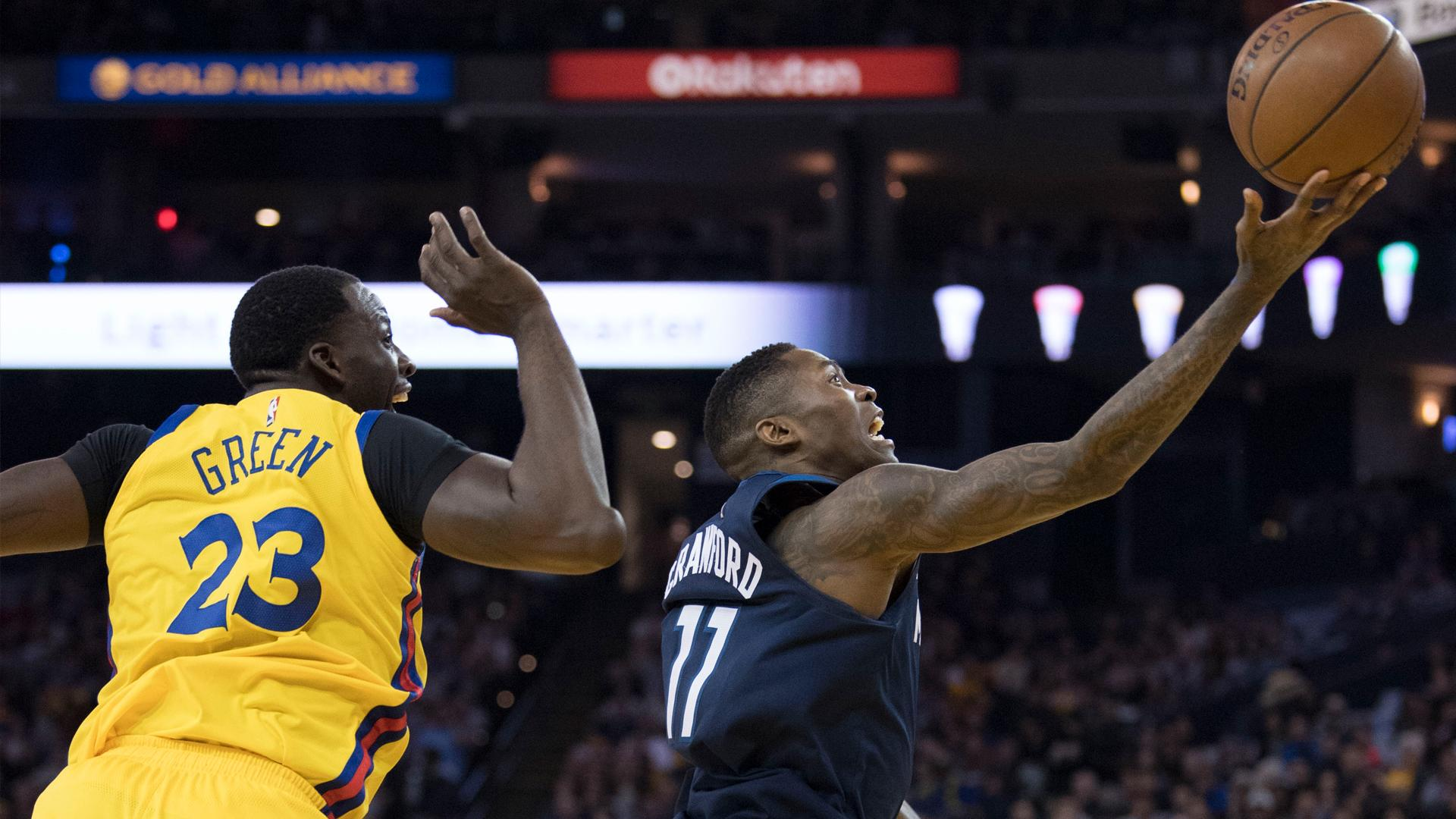 Report: Veteran guard Jamal Crawford agrees to deal with Suns