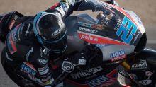 Schrötter stürzt bei Moto2-Auftakt - Rossi-Halbbruder siegt