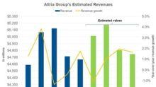 Will Altria's Revenue Rise in the Next 4 Quarters?