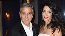 Amal and George Clooney Pledged $500,000 to the Parkland Students' March For Our Lives