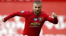 Luke Shaw hopes more young players are given chances when United visit Brighton
