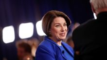 Amy, chasing: Klobuchar, already beating odds, faces uphill climb