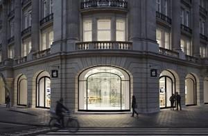 Evidence points to new Netherlands Apple Store