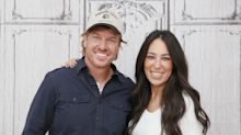 Joanna Gaines working on an elaborate Christmas project, with all her kids, is so relatable