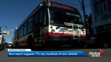 TTC report reveals what vehicles it will buy with Toronto city building fund