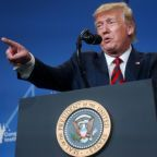 Trump says he does not want war after attack on Saudi oil facilities