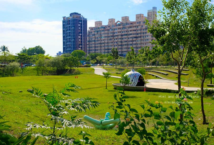 Dali Art國際藝術駐村.大里東湖公園21
