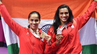 Sindhu, Saina Enter Second Round of Asia Badminton Championship