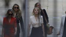 Amber Heard claims Johnny Depp 'threatened to kill her many times'