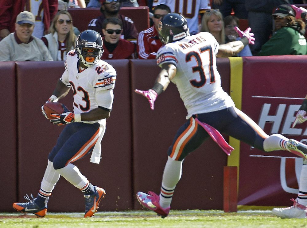 Coach: Redskins special teams 'drastically' better