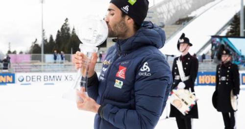 Biathlon - Carnet - Martin Fourcade est devenu papa pour la seconde fois
