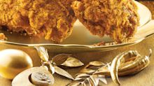 KFC launches salted egg Goldspice Chicken in honour of National Day