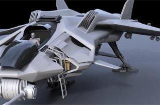 Star Citizen tops $43 million, Roberts talks Gladius and combat armor